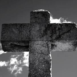 Mark J Dunn - Boy behind the Cross
