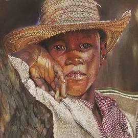 Hendrik Hermans - Boy from Madagascar