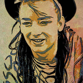 Boy George Collection - 1 by Sergey Lukashin