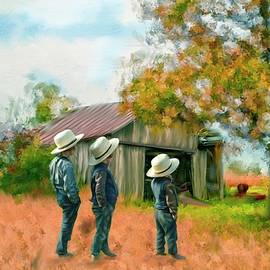 Mary Timman - Boys on the Farm