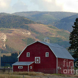 Catherine Sherman - Bozeman, Montana, Barn