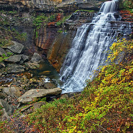 Brandywine Waterfall by Marcia Colelli