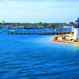 Brant Point by Rich Stedman