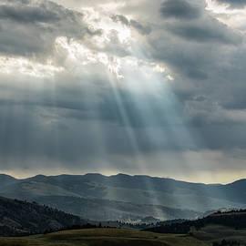 Break In The Clouds by Ann Skelton