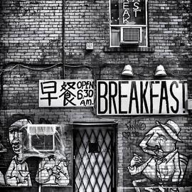 Brian Carson - Breakfast