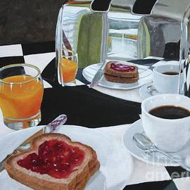 Sid Ball - Breakfast Reflections