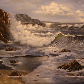 Joseph Maul - Breaking Waves