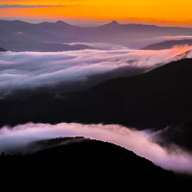 Serge Skiba - Breatthtaking Blue ridge Sunrise