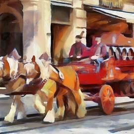 Gareth Parkes - Brewers Wagon