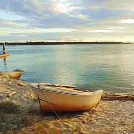 Bribie Island Serenity. by Trudee Hunter