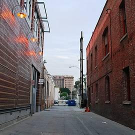 Matt Harang - Brick Building Alley