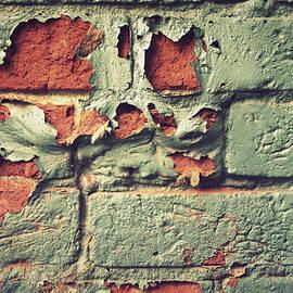 Joseph Skompski - Brick Wall Peeling Paint Texture