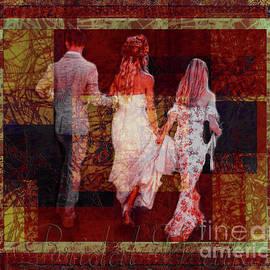 Bridal Walk by Lance Sheridan-Peel