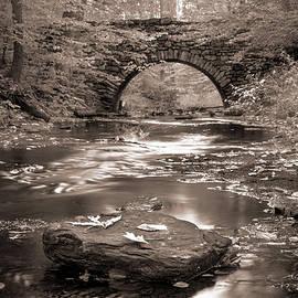 Simmie Reagor - Bridge at Laurel Brook Wadsworth State Park