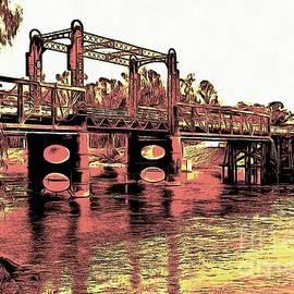 Fran Woods - Bridge over Murray River
