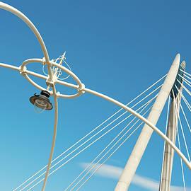 Bridge Support And Light by Helen Northcott