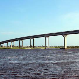 Bridge To Sunset Beach