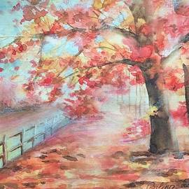 Gulina Oksana - Bright Autumn