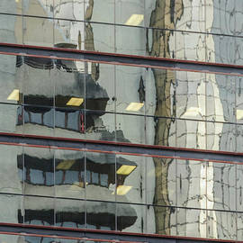 Bright City 1 by Werner Padarin