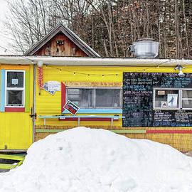 Brightly Colored Food Truck - Edward Fielding