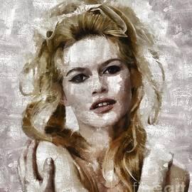Mary Bassett - Brigitte Bardot, Vintage Actress