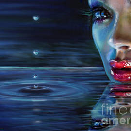Angie Braun - Brilliant Eyes Water