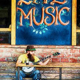 John Haldane - Bringing Live Music to the Streets