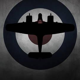 J Biggadike - Bristol Beaufighter RAF
