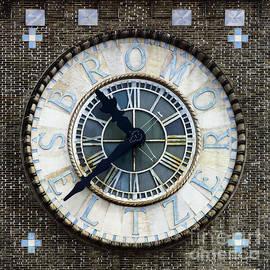 Bromo-seltzer Tower Clock Baltimore by James Brunker