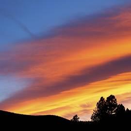 Kristin Davidson - Broncos Sunset