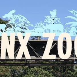 John Telfer - Bronx Zoo Entrance