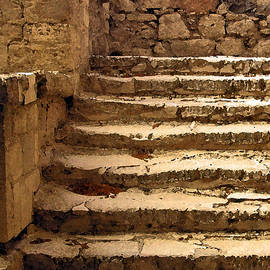 Jean Hall - Bronze Age Stairs