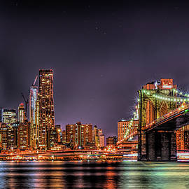 Theodore Jones - Brooklyn Bridge Park Nights
