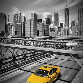 Brooklyn Bridge View - Melanie Viola