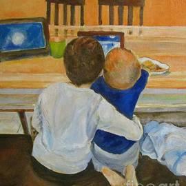 Brotherly Love by Barbara Moak