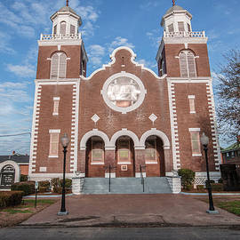 Brown Chapel African Methodist Episcopal Church Selma Alabama  by John McGraw