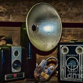 Brownie Box Cameras by Paul Ward