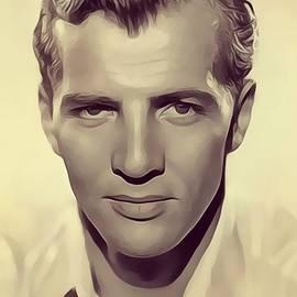 Bruce Bennett, Vintage Actor - John Springfield