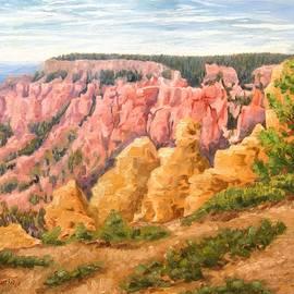 Helen Sviderskis - Bryce Canyon National Park