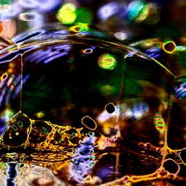 David Patterson - Bubble Landscape 2