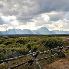 Heidi Fickinger - Buck and Rail Jackson Wyoming