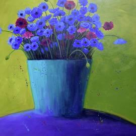 Bucket of Blue