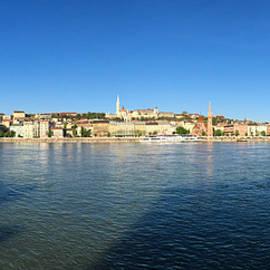 Budapest and Danube Panorama