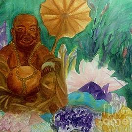 Ellen Levinson - Buddha In The Crystal Garden