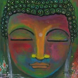 Buddha Painting by Prerna Poojara