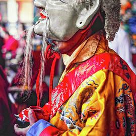 Steve Harrington - Buddhist Monk