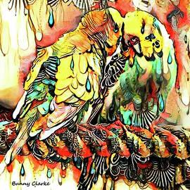 Bunny Clarke - Budgie Love