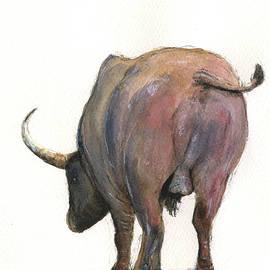 Buffalo back - Juan Bosco