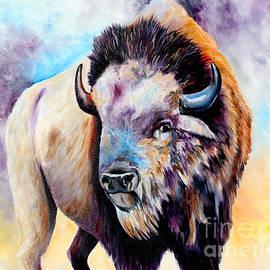 Pechez Sepehri - Buffalo bull