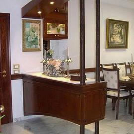 Buffet furniture by Freddy Kirsheh